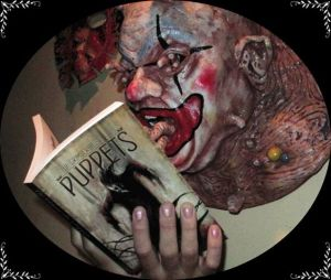 grimpups clown pic