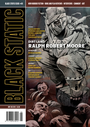 Black Static 49 Cushing interview