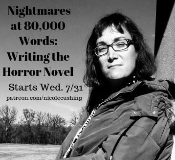 nightmares at 80,000 words promo